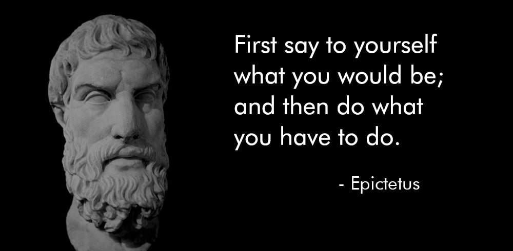 Quote- The Stoic Actor